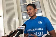 Tak Ingin Warga Tarawih di JPO, Sandiaga Singgung Pesan Ulama