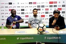 Jacksen F Tiago Ungkap Sebab Kekalahan Barito dari PS Tira