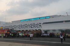 """""""Airport Tax"""" Domestik di Bandara Ahmad Yani Tetap Rp 50.000"""