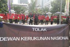 Tolak Pembentukan DKN, Aktivis HAM Gelar Aksi #JanganORBALagi