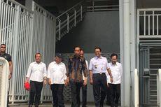 Tinjau Fasilitas Difabel di GBK, Ini Komentar Jokowi