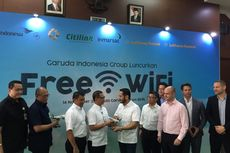 Mulai 28 Desember, Penumpang Citilink Bisa Nikmati WiFi Gratis di Pesawat