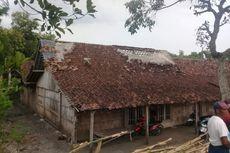 Diterjang Angin Ribut, 11 Rumah di Madiun Rusak
