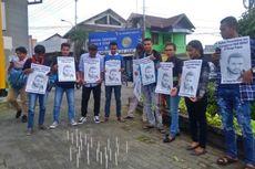 Mahasiswa di Sleman Gelar Aksi Solidaritas untuk Korban Penembakan di Nduga