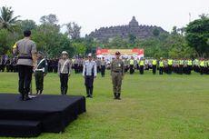 Libur Natal dan Tahun Baru, Candi Borobudur Dijaga Ketat