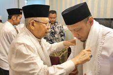 Persiapkan Debat, Ma'ruf Amin Dibekali Strategi Komunikasi Politik