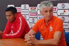 Kelelahan Jadi Penyebab Persija Kalah dari Bali United