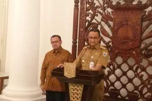 Anies Mengaku Tak Bisa Jadi Juru Kampanye Sudirman Said