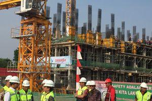 Rusunami DP 0 Rupiah di Cilangkap Dibangun April 2019, Totalnya 900 Unit