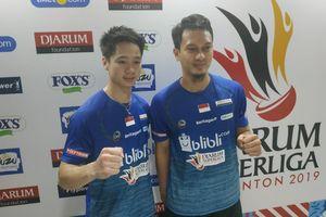 Duet Ahsan/Kevin Berpeluang Hadapi Pasangan Hendra/Marcus
