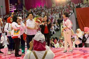 Survei LSI, Jokowi-Ma'ruf Unggul di Kalangan Emak-emak