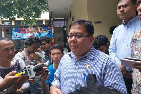 Temui Novel, Ombudsman Selidiki Dugaan Lambatnya Penanganan Kasus Penyiraman Air Keras
