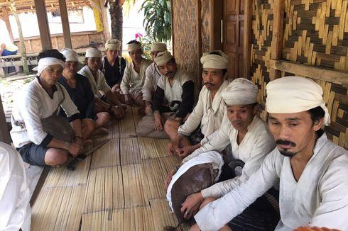 Silaturahmi Sambil Menikmati Durian di Baduy