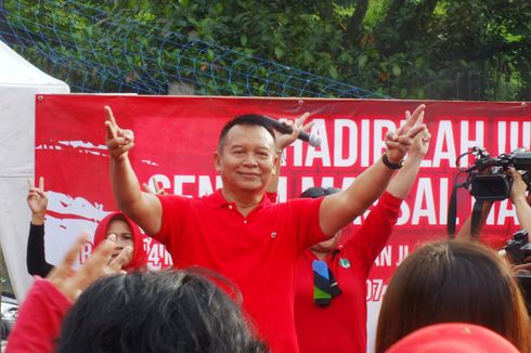 Di Bogor, Hasanudin Sosialisasikan Program Rumah DP 1 Persen