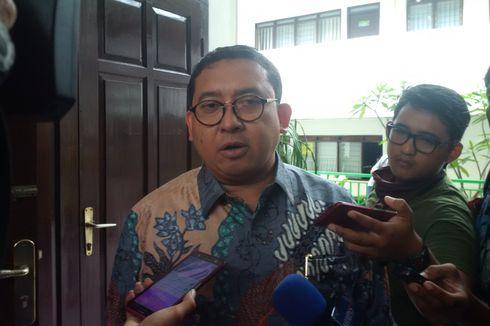 Fadli Zon: Persidangan Ahmad Dhani adalah Pertaruhan bagi Demokrasi