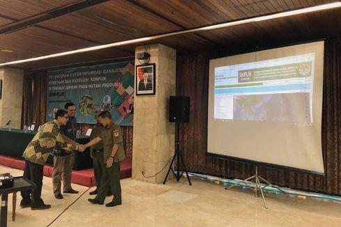 Atasi Konflik Sosial di Wilayah Hutan, KLHK Luncurkan Simplik