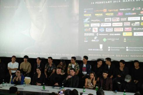 Cerita Nidji dan Geisha Bikin Soundtrak Film dengan Vokalis Baru