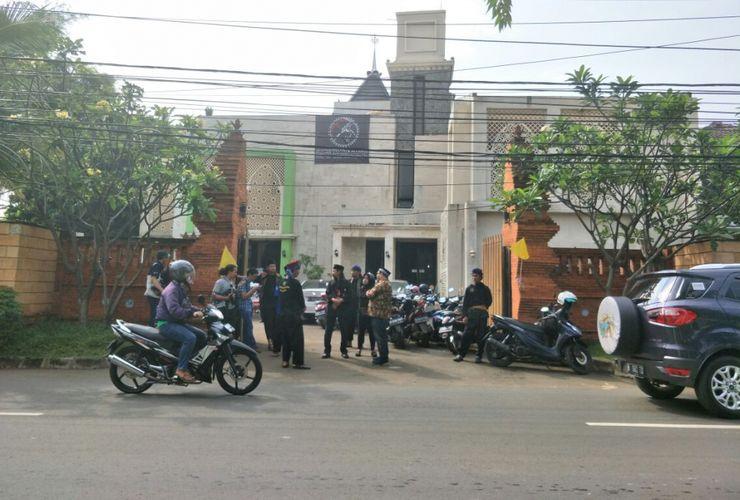 Jenazah Wulan Mayasari Disemayamkan di Pondok Pesantren Milik Opick