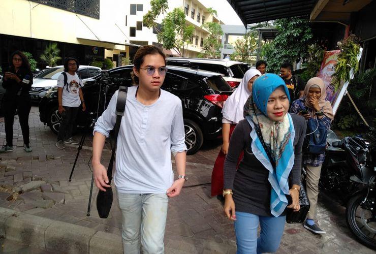 Dul Jaelani: Saya Berharap Ayah Diproses Hukum Seadil-adilnya