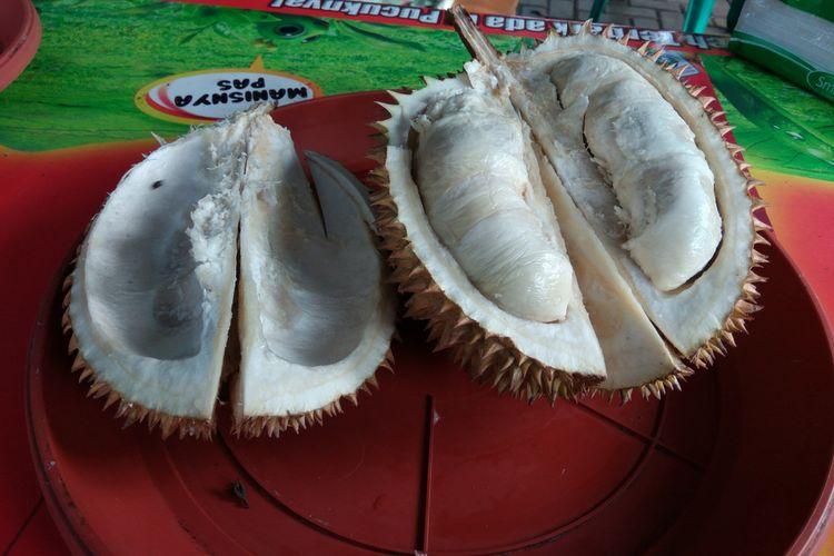 Durian Petruk.