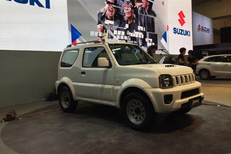 Suzuki Jimny generasi ketiga