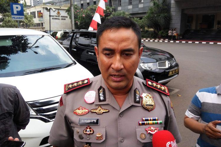 Kapolres Metro Jakarta Pusat Kombes Iwan Suyudi Aryo Seto