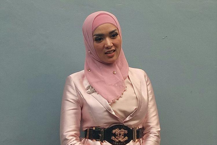 Tiara Dewi saat ditemui di kawasan Tendean, Jakarta Selatan, Rabu (6/9/2017).
