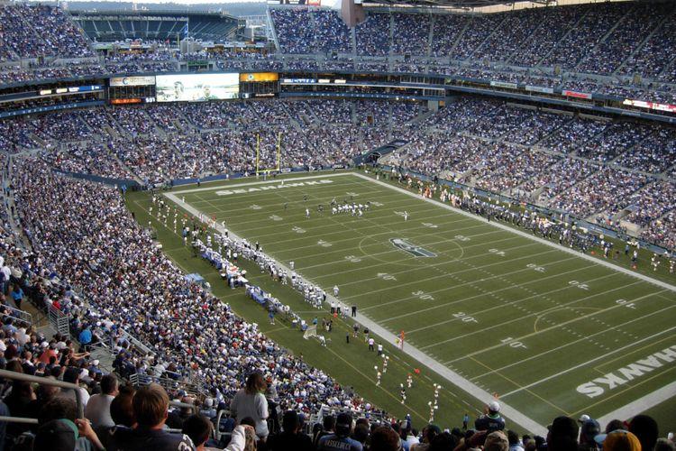 Stadion Seattle Seahawks
