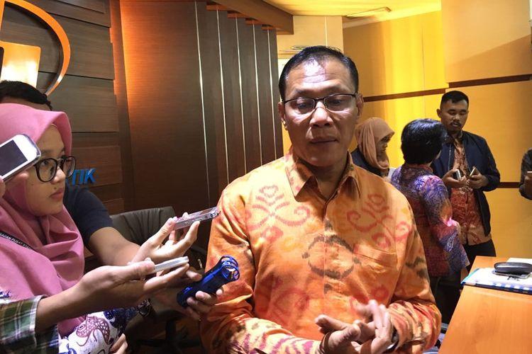Kepala BPS Kecuk Suhariyanto