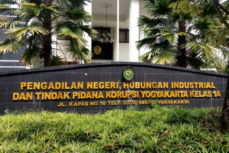 Pengadilan Negeri (PN) Kota Yogyakarta