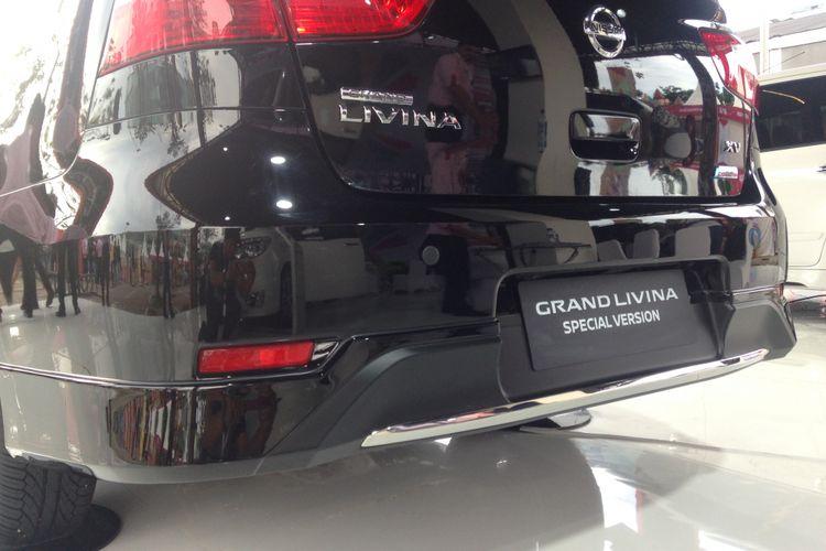 Nissan Grand Livina Special Version.