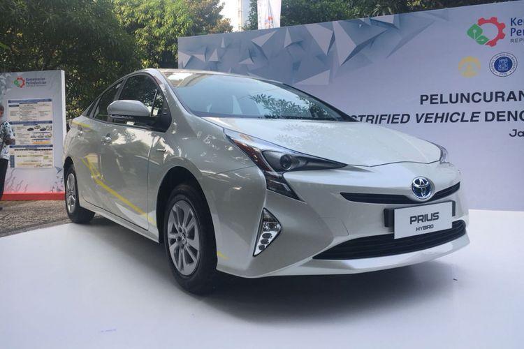 Mobil Elektrik Yang Disiapkan Oleh Toyota