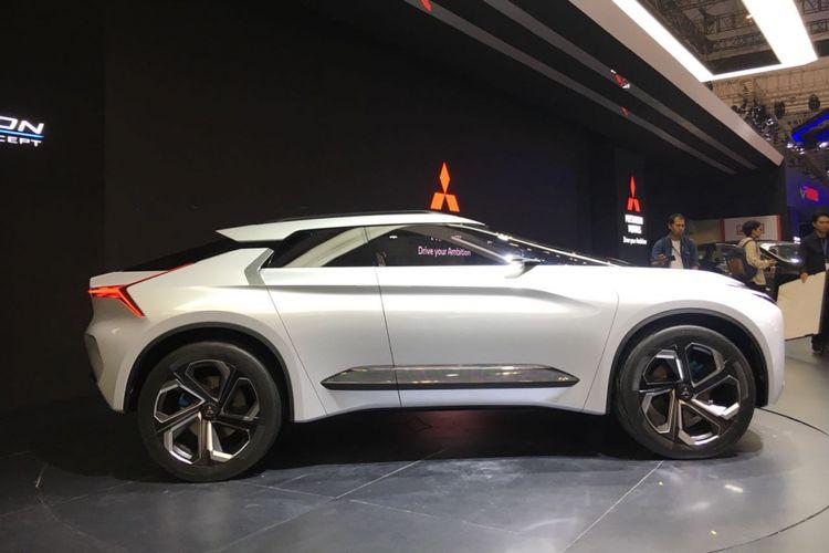 Mitsubishi e-Evolution Concept di GIIAS 2018.