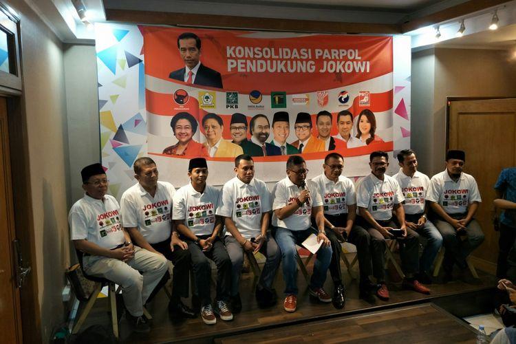 Kaos Baru Koalisi Jokowi