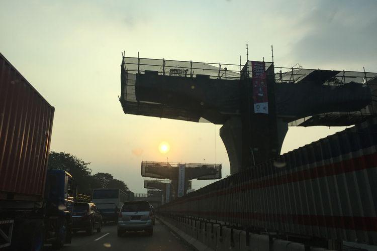 Ilustrasi infrastruktur.