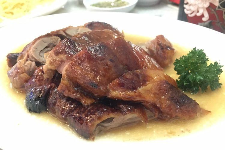 Restoran Berlabel Michelin Star, Kam's Roast Hadir di Jakarta