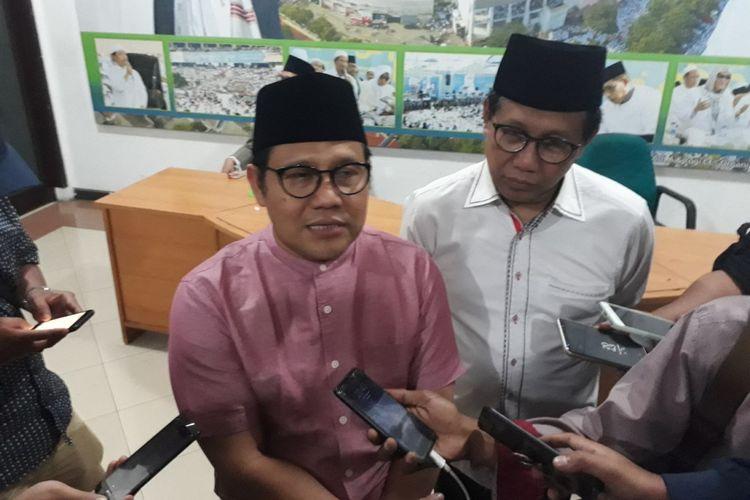 Ketua Umum PKB, Muhaimin Iskandar