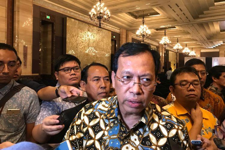 Direktur Jenderal Pajak Kementerian Keuangan Robert Pakpahan