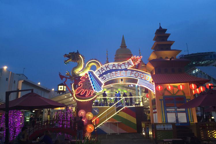 Jakarta Street Food Festival di gelar pada 9 hingga 25 November di La Piazza Summarecon Ma Kelapa Gading.