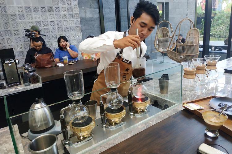 Bar Reserve di Starbucks Dewata