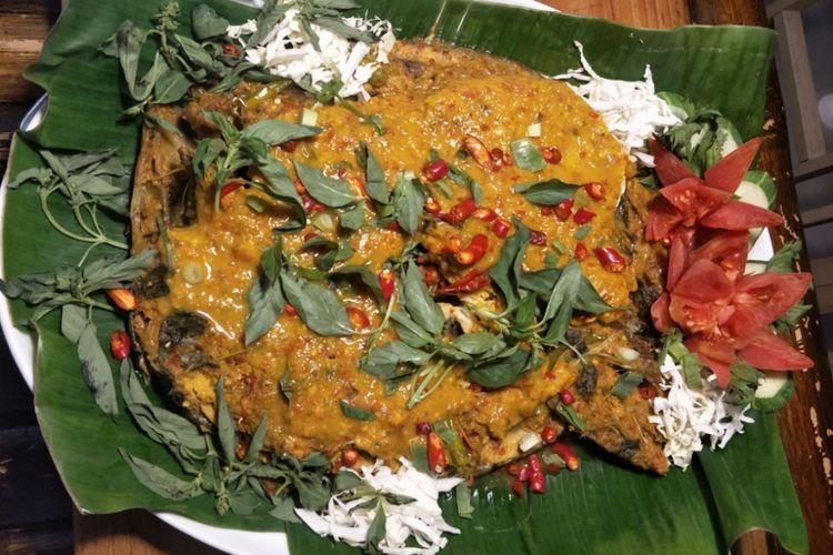 Tempoyak, salah satu makanan khas Palembang, Sumatera Selatan
