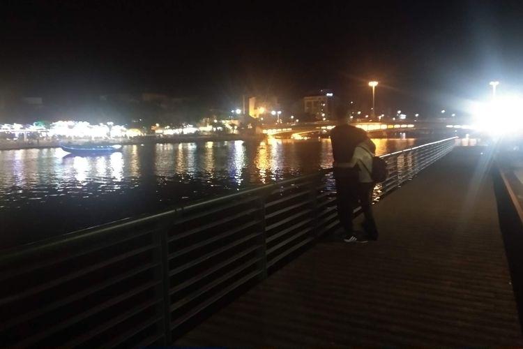 Sungai Cinta atau Ai He di Kaohsiung, Taiwan