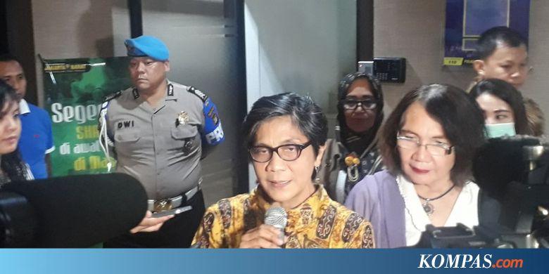 """Dari Kasus """"Ikan Asin"""" Galih Ginanjar, Komnas Perempuan Desak Pengesahan RUU PKS Halaman all - Kompas.com"""