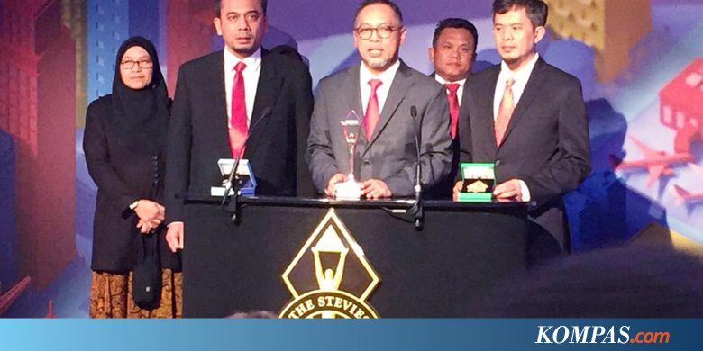 PGAS PGN Raih 2 Penghargaan Stevie Awards 2018 - Kompas.com