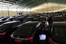 Puluhan Sedan Altis Anggota DPRD DKI Sudah Tersimpan di Gudang BPAD