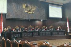 Sidang Gugatan UU MD3, Hakim Nilai Pemerintah Gamang
