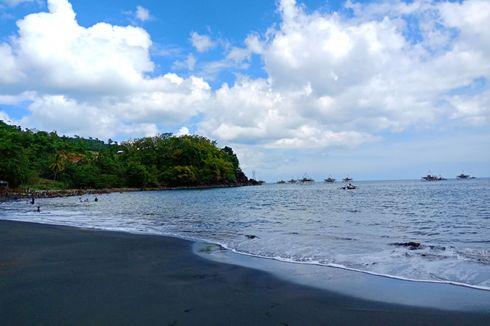 Cisaar, Wisata Pantai Tersembunyi di Geopark Ciletuh