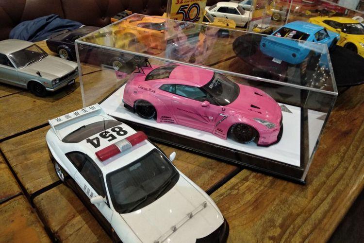 Shopee Indonesia Diecast Expo 2018 akan menghadirkan pameran seputar diecast dan juga dunia otomotif