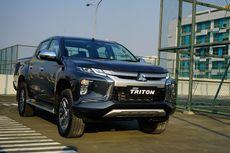 Penjualan Mitsubishi Triton di Indonesia Terbesar Ketiga Dunia