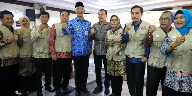 KPK Minta Daerah Lain Tiru Jateng yang Terapkan Pendidikan Antikorupsi